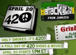 420 Special On G4TV