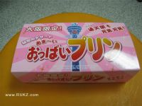 Japanese Sweet Breast Pudding