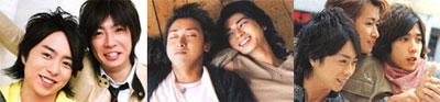 JPop and JRock Yaoi
