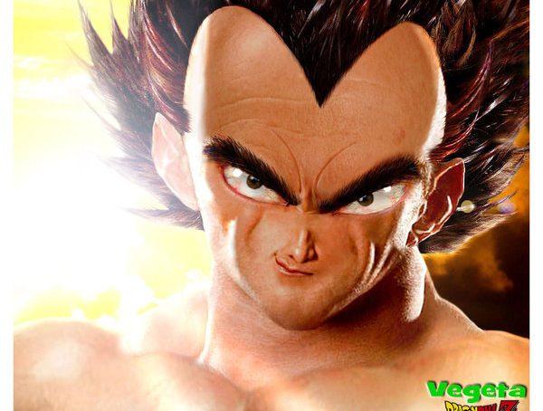 Dragonball Z: The Real Vegeta