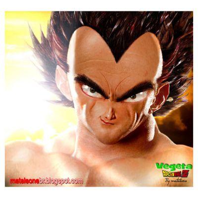 The Real Vegeta