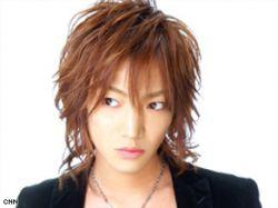 Yunosuke, a male host in Japan