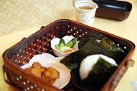 Miko-san Cafe in Akihabara
