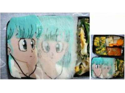 Dragon Ball Bento: Bulma