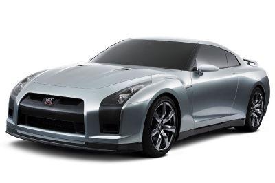 Nissan GTR R35 Silver