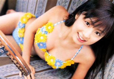 Yuko Ogura Gravure Idol