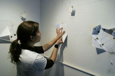 Fold Loud: Musical Origami Exhibit