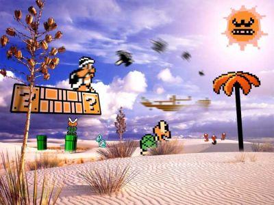 Retro NES: Super Mario Bros 3