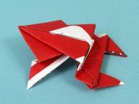 Netflix Origami: Frog