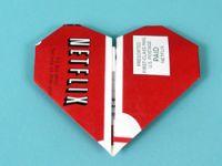 Netflix Origami: Heart