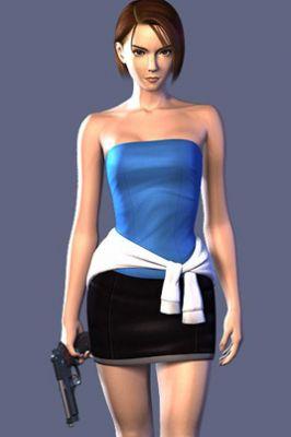 Top Capcom Characters: Jill Valentine
