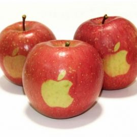 Japanese Mac Apples, for real