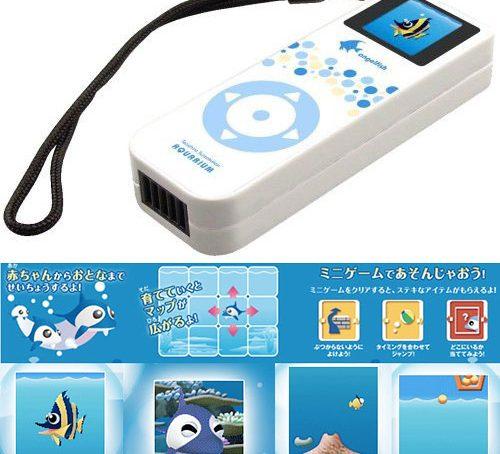 Aquarium Toys From Japan