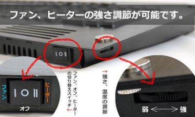 Thanko\'s AC/Heater Keyboard