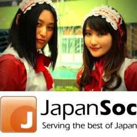 JapanSoc's new logo
